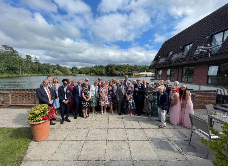 Gill & Terry Wedding 2